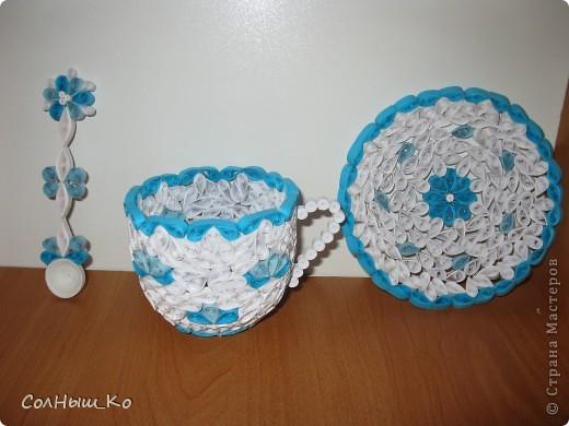 Благодаря Мажаровой Ольге родился этот чайный сервиз!!! http://stranamasterov.ru/node/49139?c=favorite  фото 2