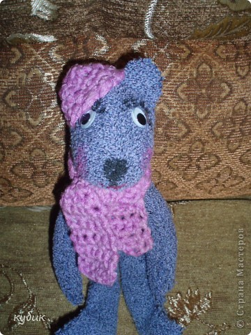 """вот такого мишку я сшила Игнатке на """"День защиты детей""""Чтоб он всегда был защищен и имела силу медведя фото 2"""