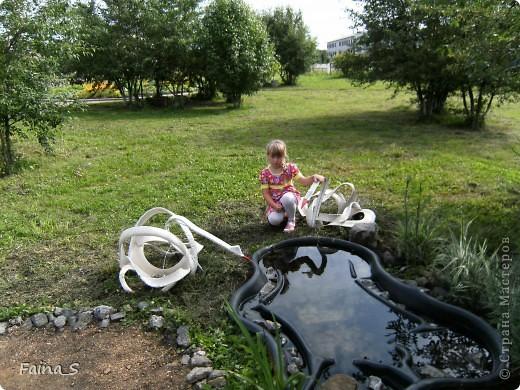 Хочется показать наш пришкольный участок, к которому мы (учителя, дети и техперсонал) приложили немало усилий. фото 7