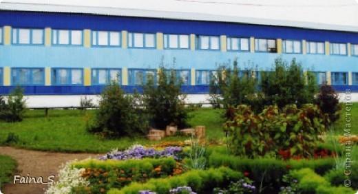 Хочется показать наш пришкольный участок, к которому мы (учителя, дети и техперсонал) приложили немало усилий. фото 1