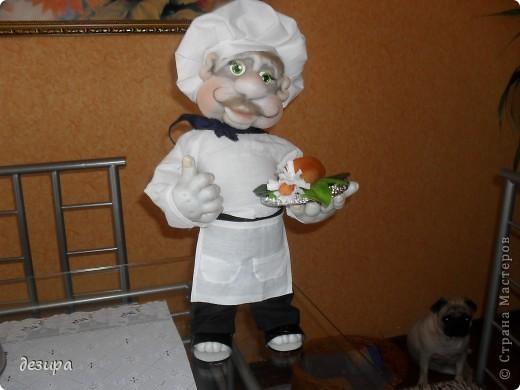шеф повар фото 1