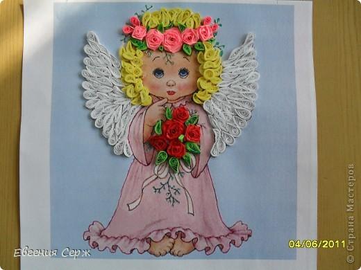 повторюшка спасибо за идею JULLIKA ее чудные ангелочки меня сразили наповал и мне сразу захотелось сделать фото 1