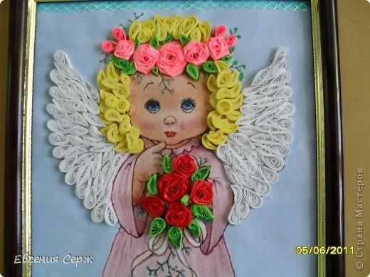 повторюшка спасибо за идею JULLIKA ее чудные ангелочки меня сразили наповал и мне сразу захотелось сделать фото 3