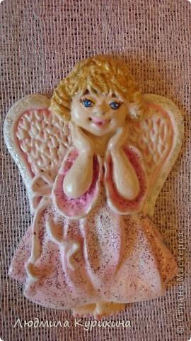 Ангелочек  размер 12 см фото 1