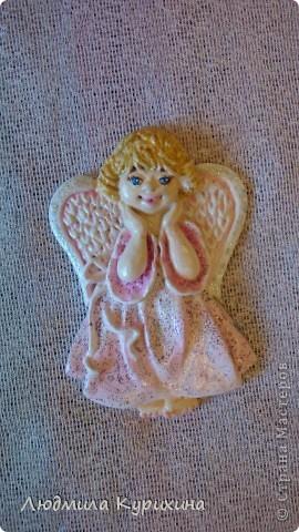 Ангелочек  размер 12 см фото 2