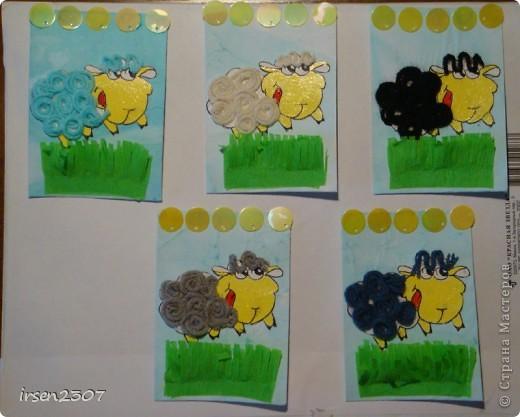 """""""Весёлая овечка"""" фото 1"""