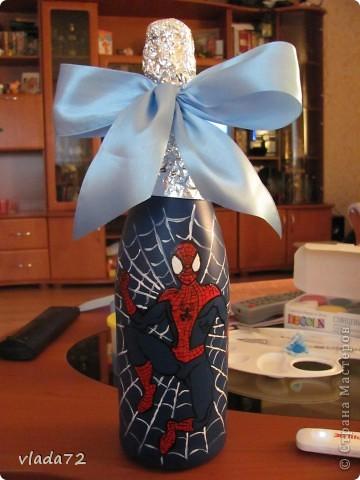 Решила сделать в подарок племяшке, ему исполняется 7 лет)))