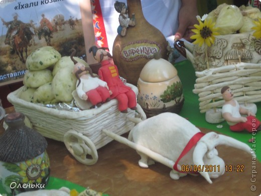Решили в выходной съездить на экскурсию в соседний город Полтаву, да не просто а на праздник галушки! фото 8