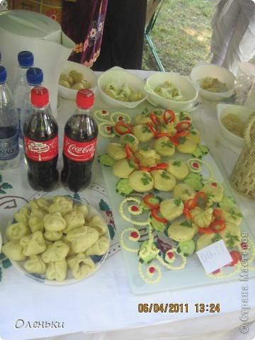 Решили в выходной съездить на экскурсию в соседний город Полтаву, да не просто а на праздник галушки! фото 10