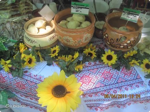 Решили в выходной съездить на экскурсию в соседний город Полтаву, да не просто а на праздник галушки! фото 12
