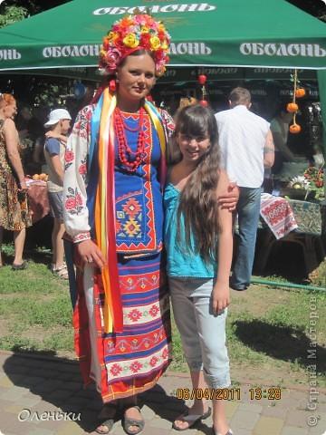 Решили в выходной съездить на экскурсию в соседний город Полтаву, да не просто а на праздник галушки! фото 18