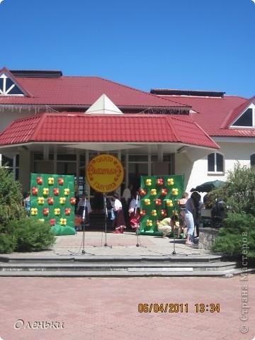 Решили в выходной съездить на экскурсию в соседний город Полтаву, да не просто а на праздник галушки! фото 23