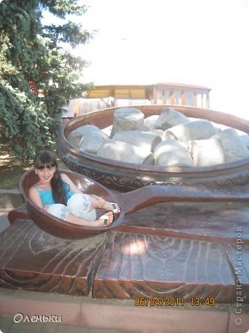 Решили в выходной съездить на экскурсию в соседний город Полтаву, да не просто а на праздник галушки! фото 28