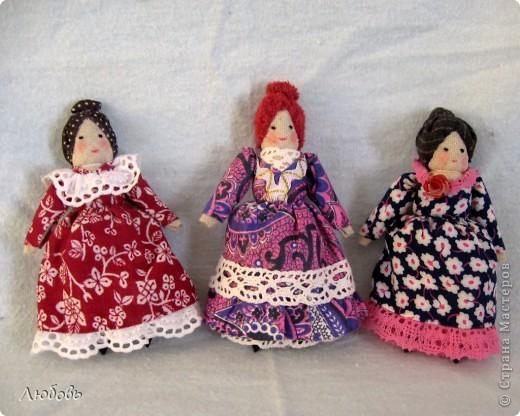 Конец учебного года и я вспомнила про модульные куколки.  Я их делаю специально в подарок девочкам, которые продержались в моём кружке целый год.  фото 5