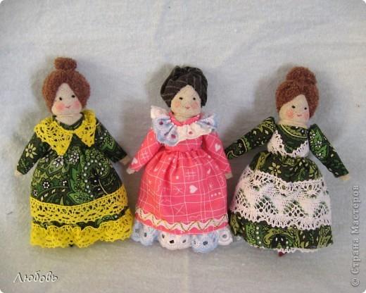 Конец учебного года и я вспомнила про модульные куколки.  Я их делаю специально в подарок девочкам, которые продержались в моём кружке целый год.  фото 3