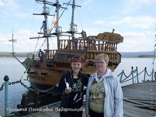 Продолжение путешествия: Китовая пристань на берегу горного озера Зюраткуль. фото 7