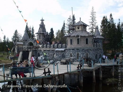 Продолжение путешествия: Китовая пристань на берегу горного озера Зюраткуль. фото 8