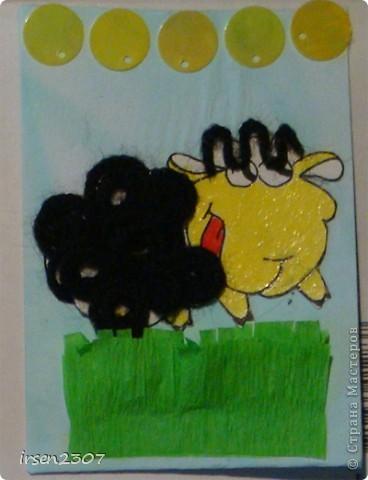 """""""Весёлая овечка"""" фото 4"""