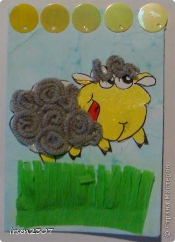 """""""Весёлая овечка"""" фото 5"""