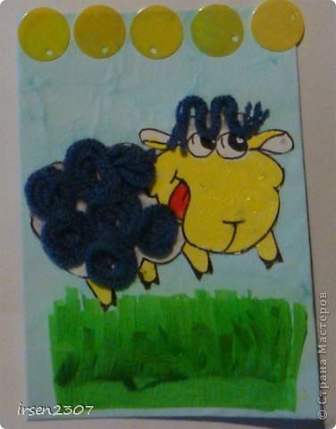"""""""Весёлая овечка"""" фото 6"""