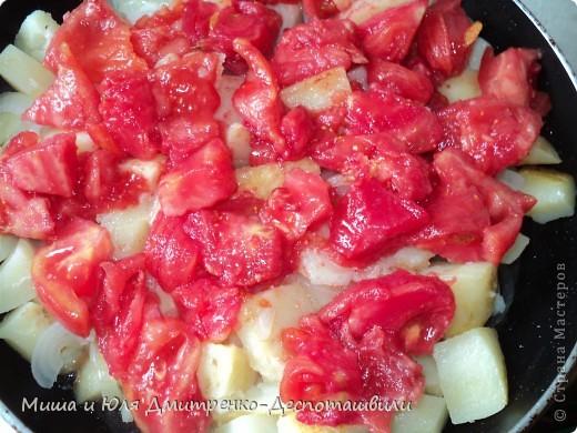 Еще одно блюдо любиомое многими! особенно такими картофелеедиками. как я )) фото 4