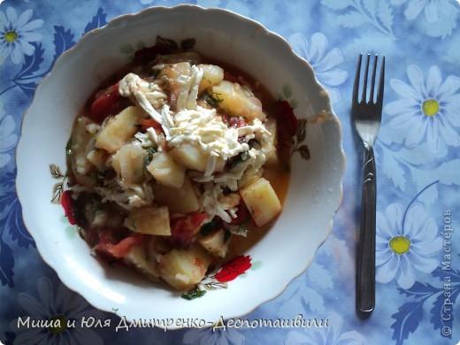 Еще одно блюдо любиомое многими! особенно такими картофелеедиками. как я )) фото 1