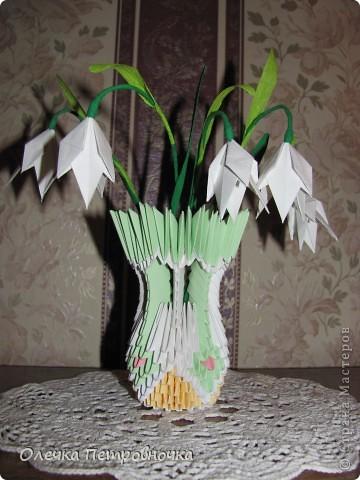 Поделка изделие Оригами китайское модульное МОДУЛЬНОЕ ОРИГАМИ Бумага фото 2
