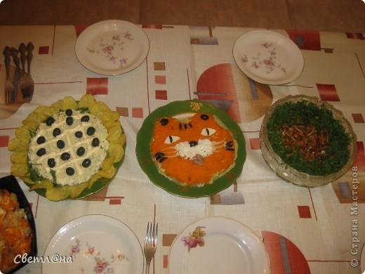 Вот такого тигреночка мы решили сделать на праздник. И вкусно и красиво.  фото 3