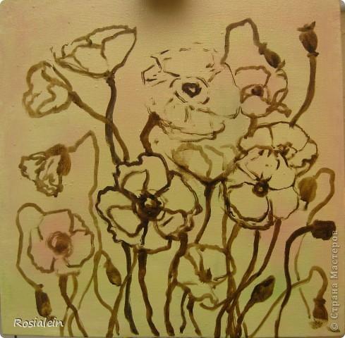 Ну наконец-то мои руки добрались и до живописи :))) фото 3