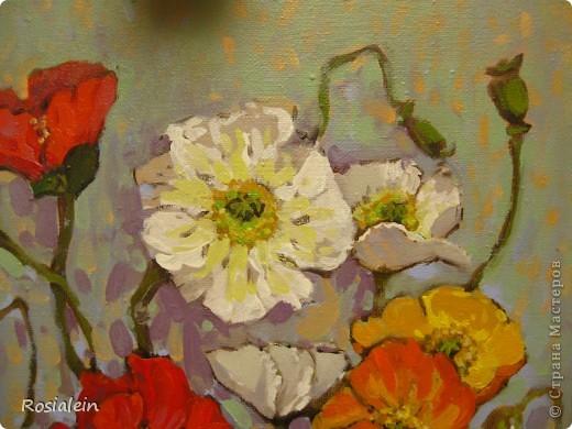 Ну наконец-то мои руки добрались и до живописи :))) фото 22