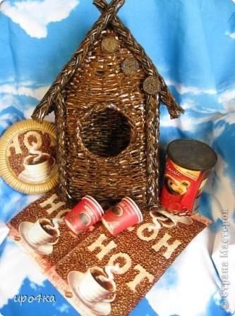 """""""Птичий домик"""" с успехом может стать домиком для кофе... фото 1"""