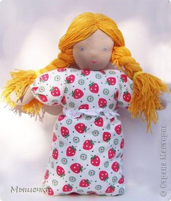 Добрый день. Эту милую маленькую девочку зовут Златовласка. Она очень добрая и милая девчушка. фото 1