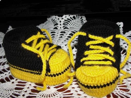 Кросы для самых маленьких:) фото 1
