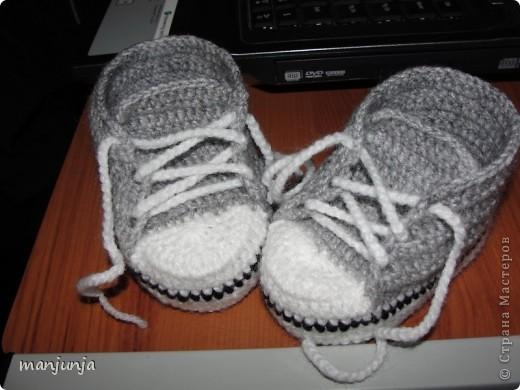 Кросы для самых маленьких:) фото 2