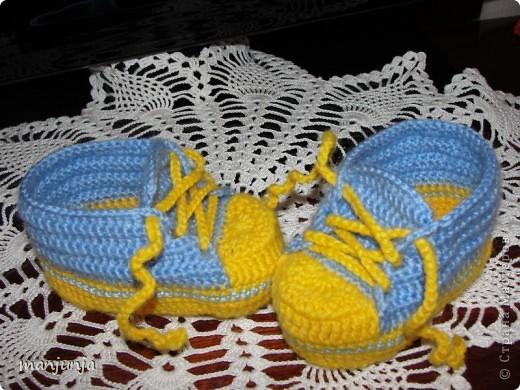 Кросы для самых маленьких:) фото 3
