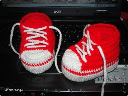 Кросы для самых маленьких:) фото 4