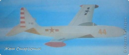 Локхид Р - 80 Шутинг Стар Реактивный долгожитель фото 1