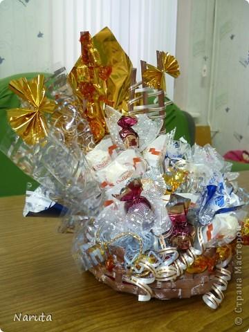 Сладкий подарок. Так поздравила коллег с 8 марта )) фото 2