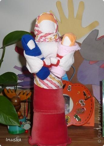 Трындычиха Баба Фрося, сделанная по МК Ликмы. фото 3