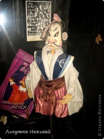 в субботу ходили в театр кукол на премьеру спектакля фото 9