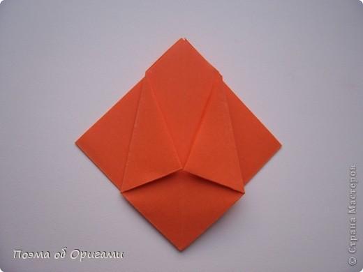 Мастер-класс 8 марта День рождения День учителя Начало учебного года Оригами Ваза с цветами Бумага фото 17