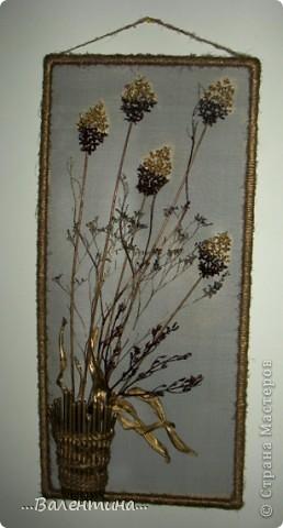 Интерьер Картина панно рисунок Аппликация Конкурсная работа Панно из природного материала Материал природный фото 1