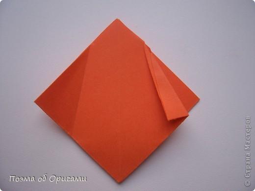 Мастер-класс 8 марта День рождения День учителя Начало учебного года Оригами Ваза с цветами Бумага фото 19