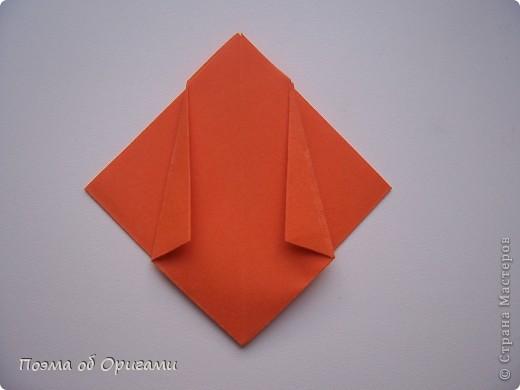 Мастер-класс 8 марта День рождения День учителя Начало учебного года Оригами Ваза с цветами Бумага фото 20