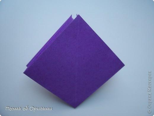 Мастер-класс 8 марта День рождения День учителя Начало учебного года Оригами Ваза с цветами Бумага фото 41