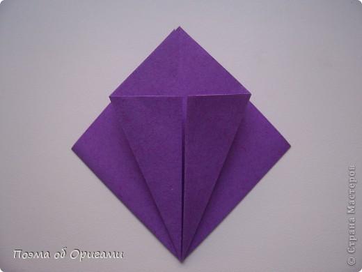 Мастер-класс 8 марта День рождения День учителя Начало учебного года Оригами Ваза с цветами Бумага фото 42