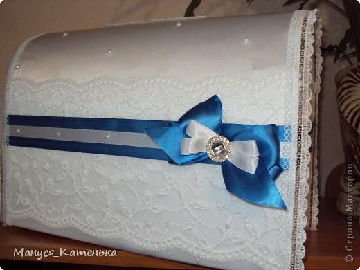 Вот такой замечательный сундук для финансовых подарков сделала я себе на свадьбу. Отдельное спасибо ~ jozzee ~ за ее полезный мастер класс http://stranamasterov.ru/node/190239 фото 2