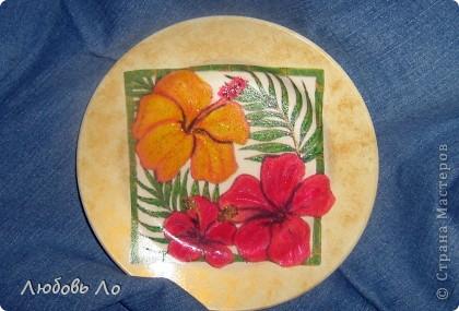 Прямой декупаж. Салфетки, клей ПВА, подрисовка красками акриловыми, блестки, лак.   фото 2