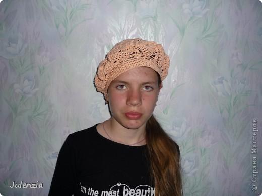 В роли модели - дочка Жанночка.  фото 6