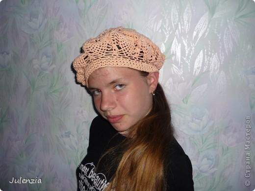 В роли модели - дочка Жанночка.  фото 1